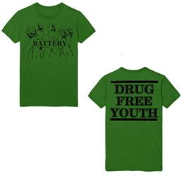 Drug Free Youth Green