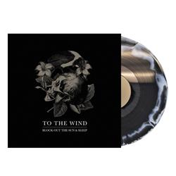 Block Out The Sun & Sleep Black & Cream Smash W/Brown Splatter LP
