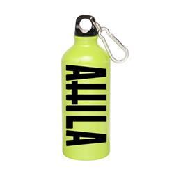 Cross Logo Yellow Water Bottle