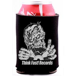 Zombie Black Drink Koozie
