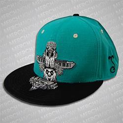 Summer Camp Green Hat