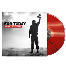 Fight The Silence Red/Smoke LP