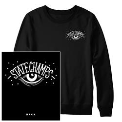 Eye Black Crewneck