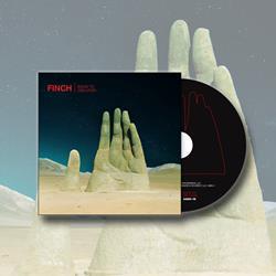 Finch Back to Oblivion CD