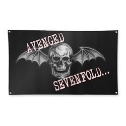 Death Bat  3X5 Custom Wall Flag