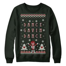 Christmas Black Crewneck