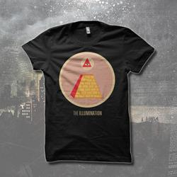 Pyramid Black T-Shirt