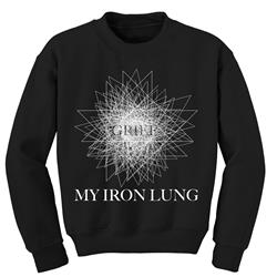 Grief Black Crewneck