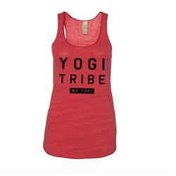 Tribe Eco-Red Ladies Tank Top