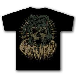 Rose Funeral Medusa Black