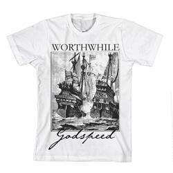 Godspeed White T-Shirt