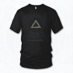 HRVRD - From The Bird's Cage Black T-Shirt