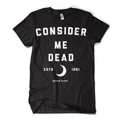Never Sleep Black