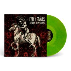 Red Horse Death (Pale Green Transparent)