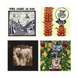 The Story So Far CD Collection