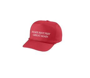 Make Riot Fest Great Again