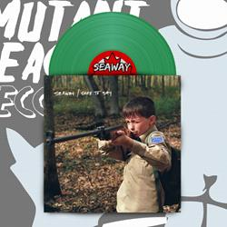 Seaway/Safe To Say - Split Translucent Green 7 Inch