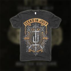 Follower Heather Black T-Shirt