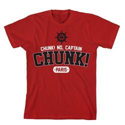 Steering Wheel Cardinal Red                             chunk no captain chunk