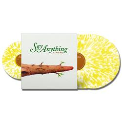Is A Real Boy 10 Year Anniversary Yellow/White Splatter
