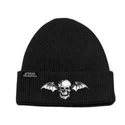 Logo Deathbat Black