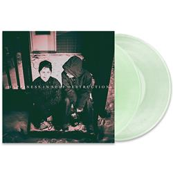 Happiness In Self Destruction Coke Bottle Clear 2xLP