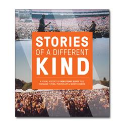 Stories Of A Different Kind  9X10 Softcover Book