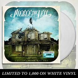 Collide With The Sky White LP