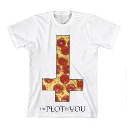 Pizza Cross White