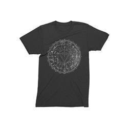Circle Heather Charcoal T-Shirt