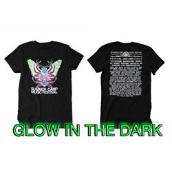2015 Tour Glow In The Dark Black