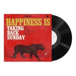 Happiness Is Black LP