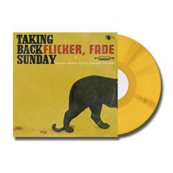 Flicker, Fade Opaque Gold 7inch Vinyl