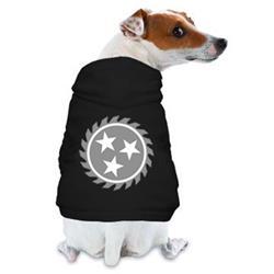 Sawblade Black Doggie Shirt
