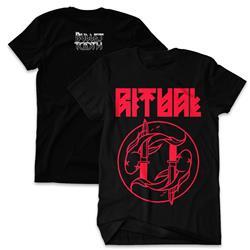 Ritual Pisces Black T-Shirt