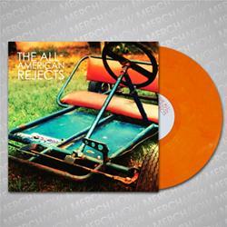 Self Titled Orange Colored