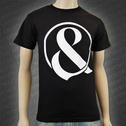 Ampersand Logo Black