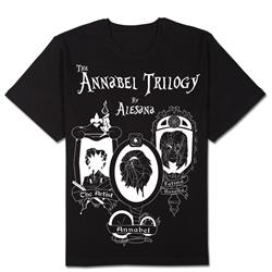 The Annabel Trilogy Halloween Edition
