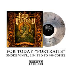 Portraits Smoke Vinyl LP