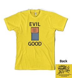 Evil / Good Yellow