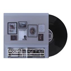 Rooms Of The House Black 12'' Vinyl