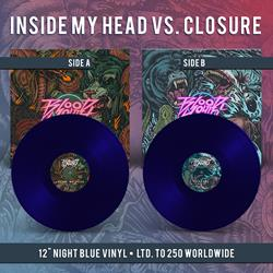 Inside My Head vs. Closure Night Blue Vinyl