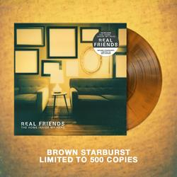 The Home Inside My Head Brown Starburst Vinyl