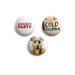 Bachelorette Party  3 Set Pin Pack