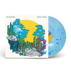 Dena Mora Blue & White Marble Vinyl LP