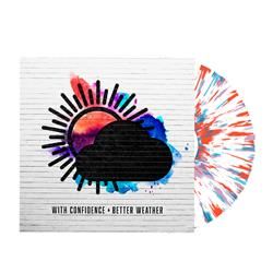 Better Weather Clear/Blue/Red With Purple Splatter