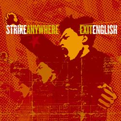 Exit English Clear Red LP Vinyl
