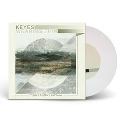 Keyes/Wearing Thin Split  White 7