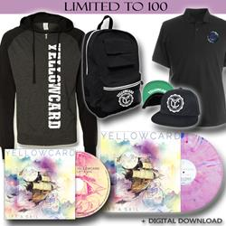 Yellowcard Limited Super Deluxe Bundle