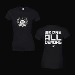 We Are All Demons Black